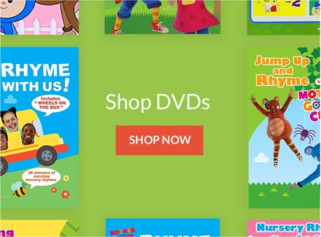 Get Mother Goose Club DVDs